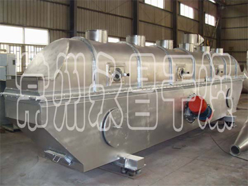 ZLG Series Rectilinear Vibrating-fluidized Dryer