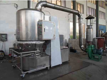 GFG High-Efficiency Fluidizing Dryer (Fluid Bed Dryer)