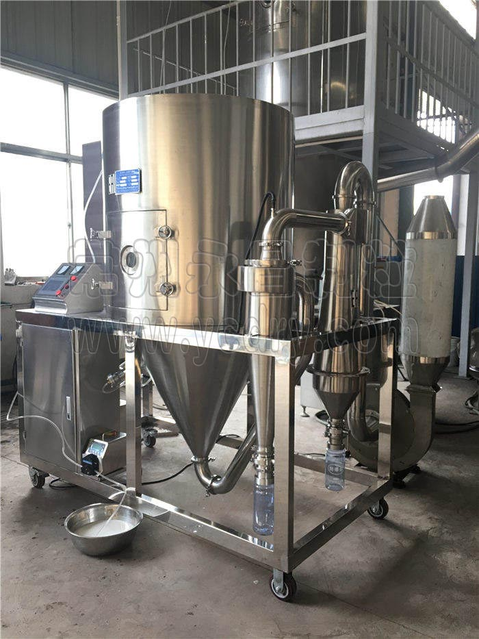 garlic powder spray dryer