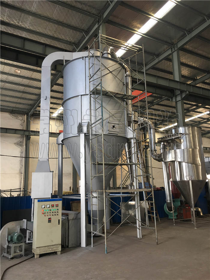 wheat peptides spray granulating equipment
